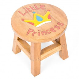 Childs Stool – Little Princess