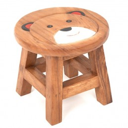 Childs Stool – Boy Teddy