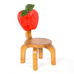 Wooden Apple Chair
