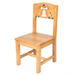Chair With Fairy & Star