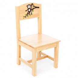 Chair Monkey On Branch