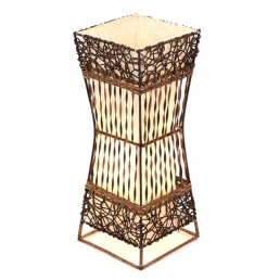 Square Rattan & Wicker
