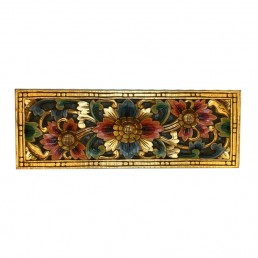 Antique Flower Wall Hanging