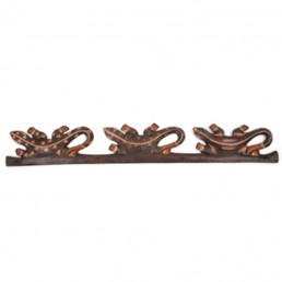 Gecko Coat Hook – 1m