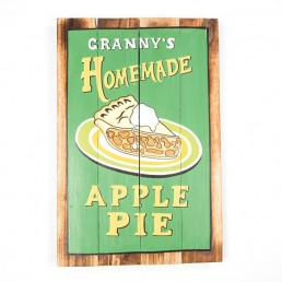 Homemade Apple Pie Wall Hanging