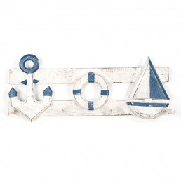 Nautical Coat Hanger