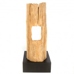 Fence Post Table Lamp