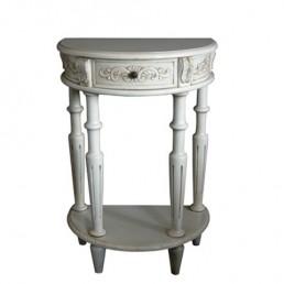 Lindenwood Half Moon Table