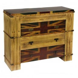 London Calling Chest of Drawers