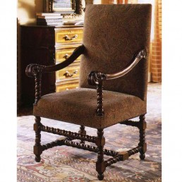 Walnut William And Mary Chair