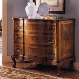 Walnut Italian Chest of Drawers