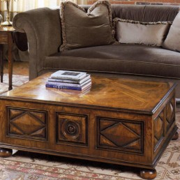 Walnut Tuscan Coffee Table
