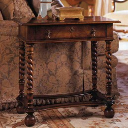 Walnut William & Mary Lowboy