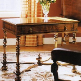 Walnut William & Mary Elegant Table