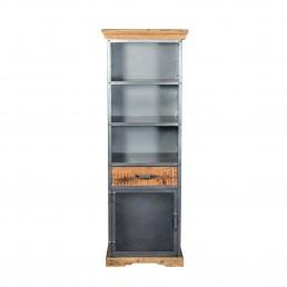 Metropolis Narrow Bookcase