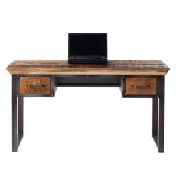 Metropolis 2 Drawer Writing Desk