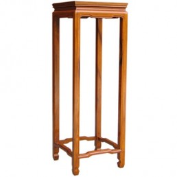 Rosewood Plant / Vase Stand