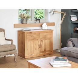 Contempo Oak Small Sideboard