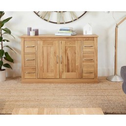 Contempo Oak Sideboard