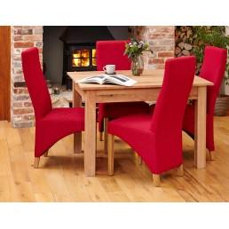 Contempo Oak Dining Table 4 Seat