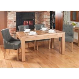 Contempo Oak Dining Table