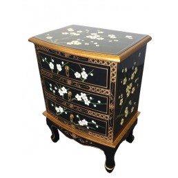 Chinese Cherry Blossom Chest