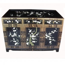 Chinese Cherry Blossom Sideboard