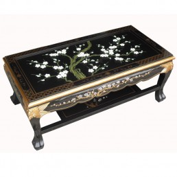 Chinese Blossom Coffee Table