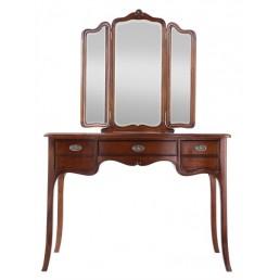 Olivia Mahogany Dressing Table