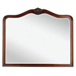 Olivia Mahogany Wall Mirror