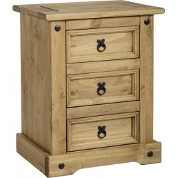 Onil Pine Bedside Chest