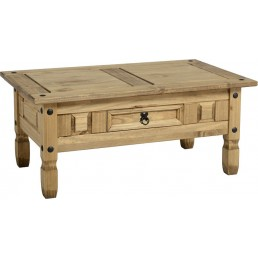 Onil Pine Coffee Table