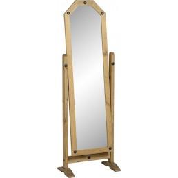 Onil Pine Cheval Mirror