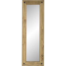 Onil Pine Long Wall Mirror