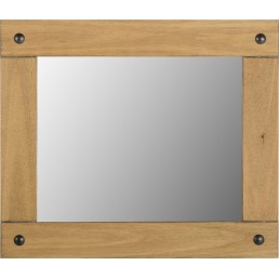 Onil Pine Medium Wall Mirror