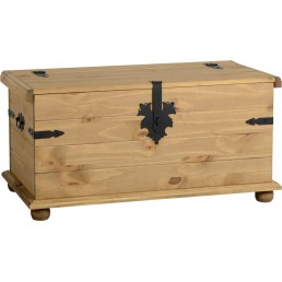 Onil Pine Single Storage Chest