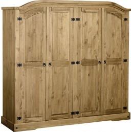 Onil Pine Wardrobe