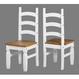 Onil White Chair