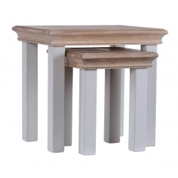 Rosa Nest of 2 Tables