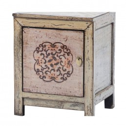 Chinese Dongbei Bedside Cabinet