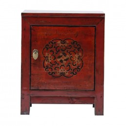 Chinese Dongbei Bedside Cabinet 1
