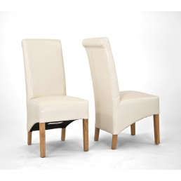Sherwood Oak Chair Pair