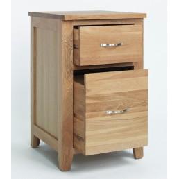 Sherwood Oak Filing Cabinet