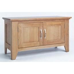 Sherwood Oak Cabinet