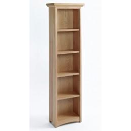 Sherwood Oak DVD/CD Cabinet