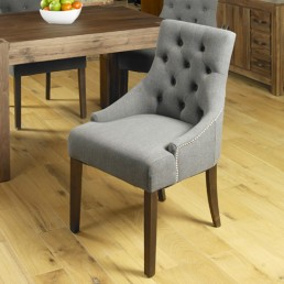 Shiro Walnut Dining Chair