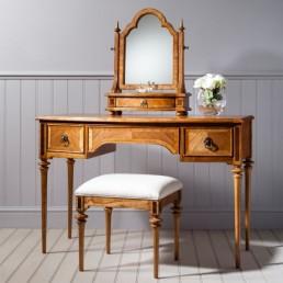 Spire Walnut Dressing Table