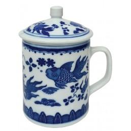 Chinese Porcelain Mug G6