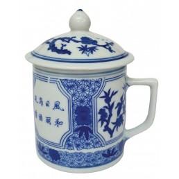 Chinese Porcelain Mug G10