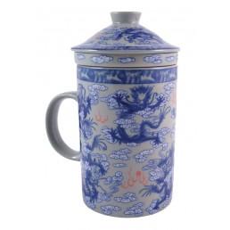Chinese Porcelain Mug 3
